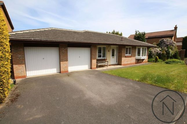 Thumbnail Bungalow for sale in Acle Meadows, Rushyford Grange, Newton Aycliffe