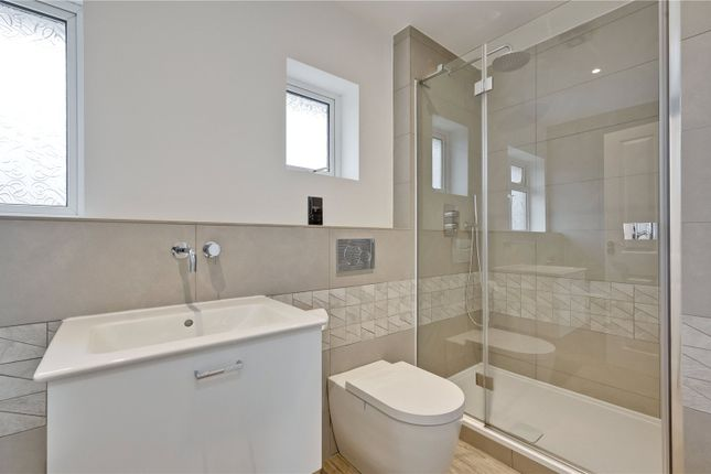 Bathroom of The Roundway, Claygate, Esher, Surrey KT10