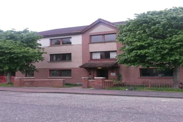 Thumbnail Flat to rent in Dalriada Crescent, Motherwell