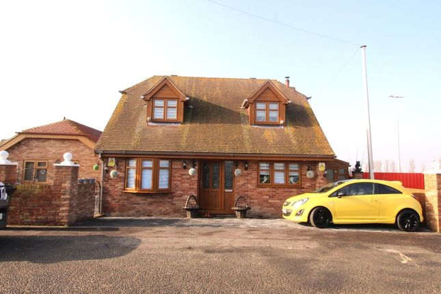 Thumbnail Detached house for sale in Queenborough Road, Minster On Sea, Sheerness