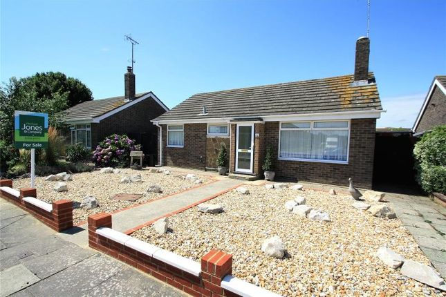 Thumbnail Detached bungalow for sale in Chilgrove Close, Goring By Sea, Worthing