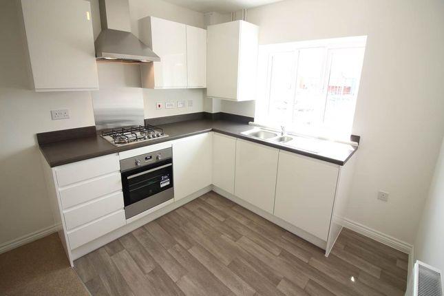 Thumbnail Flat to rent in Swan Crescent, Newport