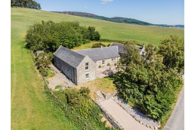 Thumbnail Detached house for sale in Monymusk, Tillyfourie, Inverurie
