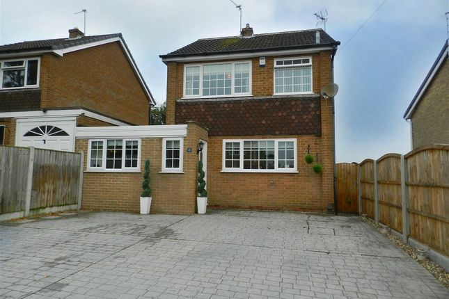 Detached house for sale in Priory Avenue, Ravenshead, Nottingham