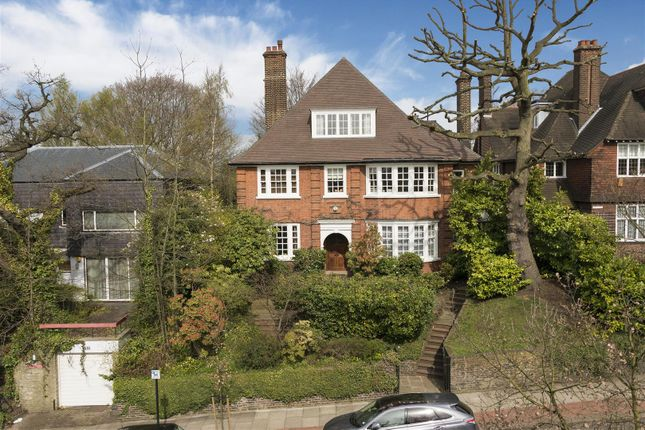 Thumbnail Property for sale in Oakhill Avenue, Hampstead