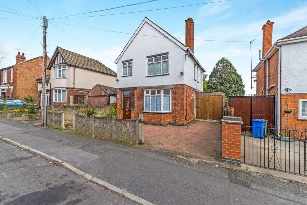 Thumbnail Property to rent in Overdale Road, Lttleover, Derby