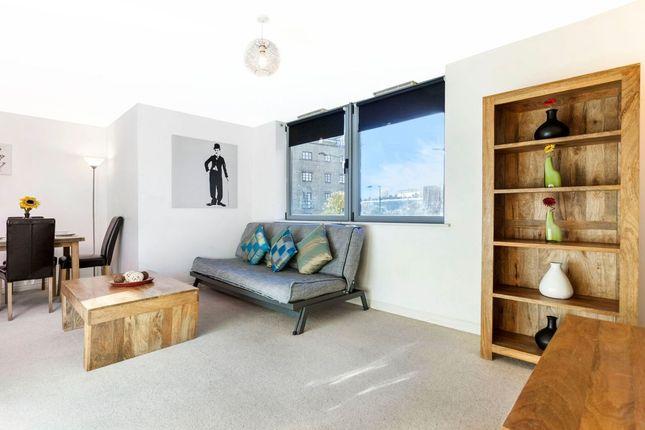 Thumbnail Flat to rent in St Pancras Way, London