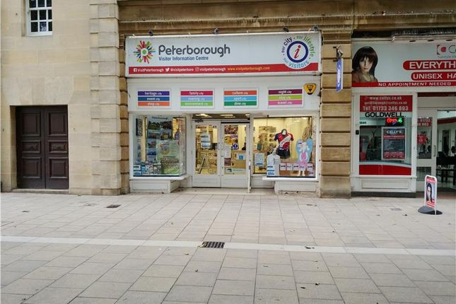 Thumbnail Retail premises to let in 41 Bridge Street, Peterborough