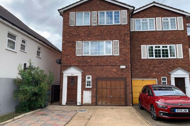 Thumbnail Property to rent in Kenton Road, Harrow