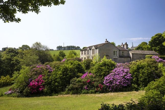 Thumbnail Property for sale in Wolfstones Hall Farm, Wolfstones Road, Holmfirth