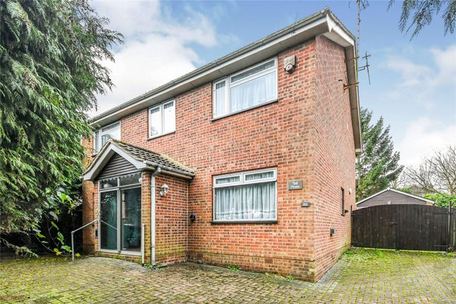 Thumbnail Detached house for sale in Hawthorn Avenue, Brentwood, Essex