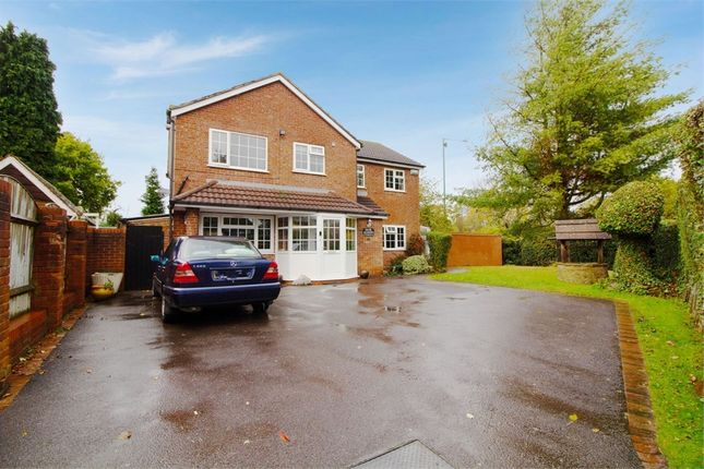 Thumbnail Detached house for sale in Creynolds Lane, Cheswick Green, Solihull, West Midlands