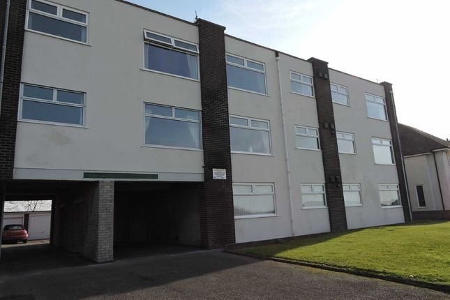 Thumbnail Flat for sale in Charterhouse Court, Fleetwood