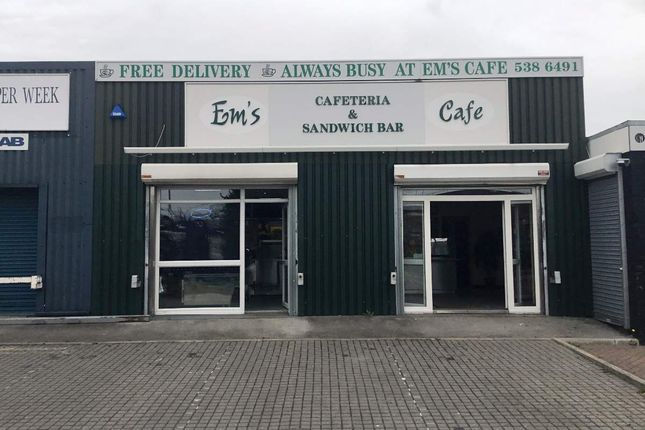 Thumbnail Restaurant/cafe for sale in Woodend Industrial Estate, Woodend Avenue, Speke, Liverpool