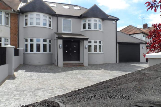 Thumbnail Semi-detached house for sale in Auckland Road, Potters Bar