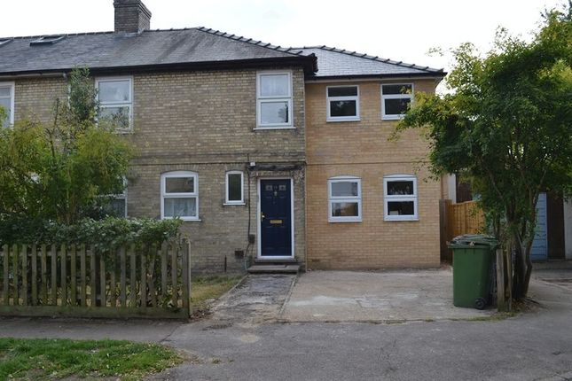 Thumbnail Property to rent in Oak Tree Avenue, Cambridge