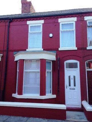 Thumbnail Terraced house to rent in Elmdale Road, Walton, Liverpool