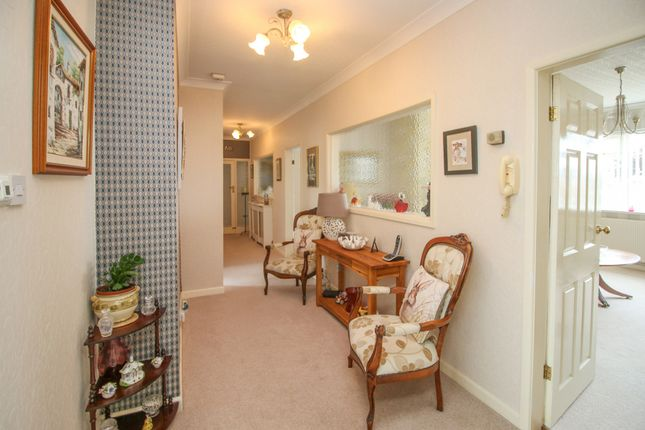 Thumbnail Flat for sale in Talbot Court, St. Annes Road East, Lytham St. Annes