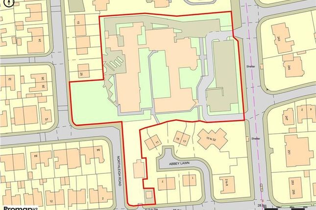 Thumbnail Land for sale in Stretford Memorial Hospital, 226 Seymour Grove, Stretford, Manchester, Greater Manchester