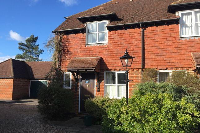 Thumbnail End terrace house to rent in Barncroft, Farnham