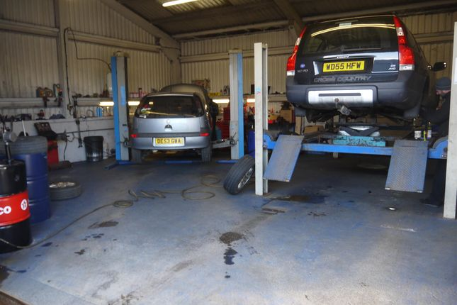 Thumbnail Parking/garage for sale in Vehicle Sales And Hire BD23, North Yorkshire