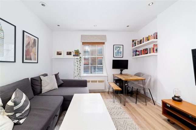 1 bed flat for sale in Merchant House, 39 Goulston Street, London E1