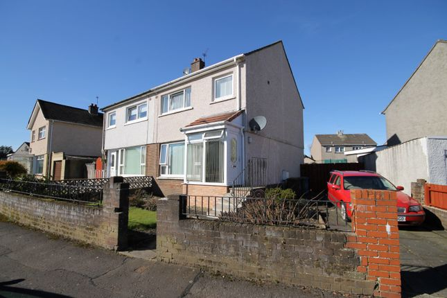 Thumbnail Semi-detached house for sale in Garforth Road, Gasgow