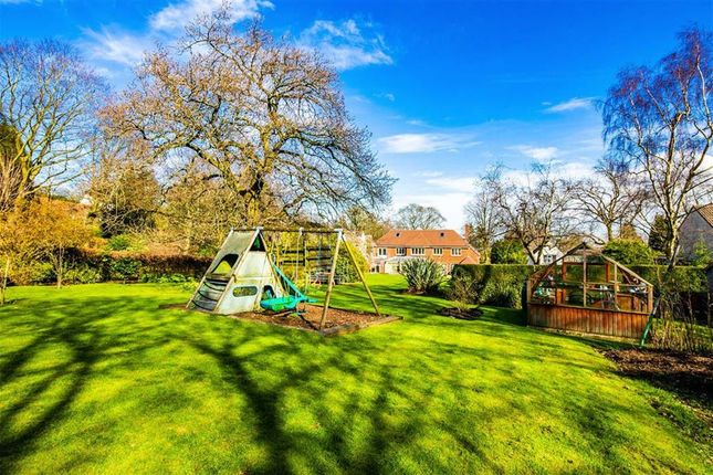 Thumbnail Detached house for sale in Oakmead, 28, Stumperlowe Hall Road, Fulwood