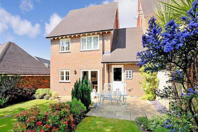 Thumbnail Link-detached house for sale in Spring Meadow, Uckfield, East Sussex