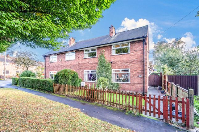 Thumbnail Semi-detached house for sale in Sycamore Crescent, Rixton, Warrington