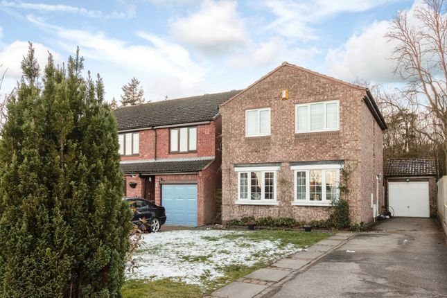 Thumbnail Detached house for sale in The Grange, Newton Aycliffe, County Durham