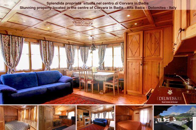 Thumbnail Apartment for sale in Str. Col Alt, Corvara In Badia, Bz, Dolomites, Italy