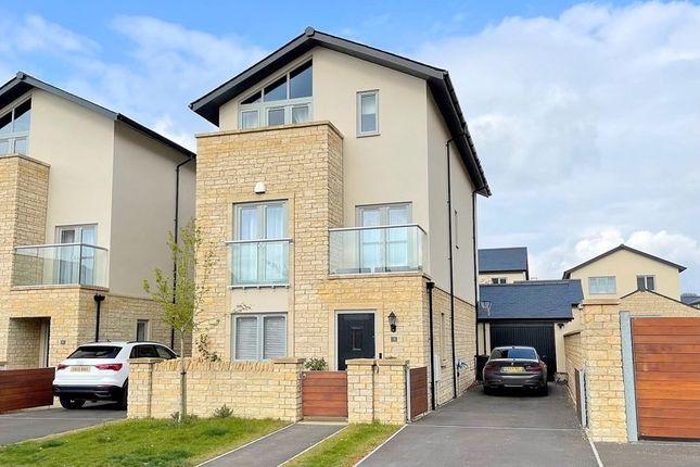 Thumbnail Detached house for sale in Granville Road, Lansdown, Bath