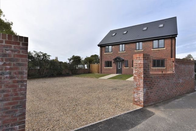 Thumbnail Semi-detached house for sale in Five Heads Road, Catherington, Waterlooville