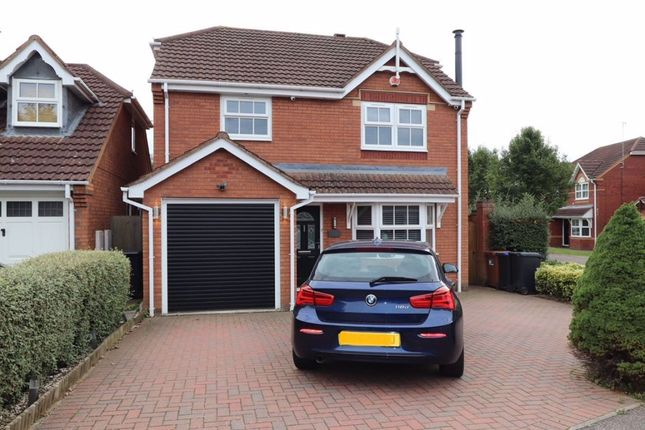 Thumbnail Property to rent in Harcourt Way, Northampton