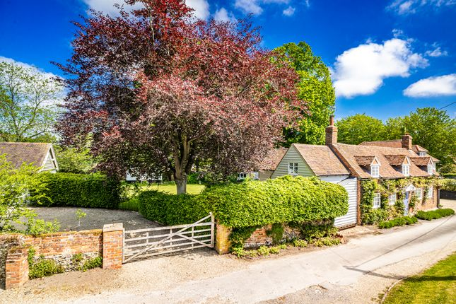 Thumbnail Detached house for sale in Brook Cottage, North Stoke
