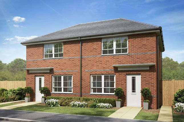 """2 bed end terrace house for sale in """"Roseberry"""" at Blenheim Avenue, Brough HU15"""