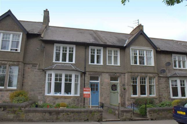 Thumbnail Terraced house for sale in Lovaine Terrace, Berwick-Upon-Tweed, Northumberland