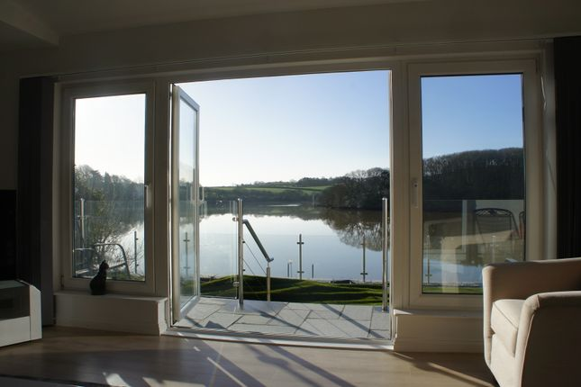 Thumbnail Detached house to rent in Malpas, Truro