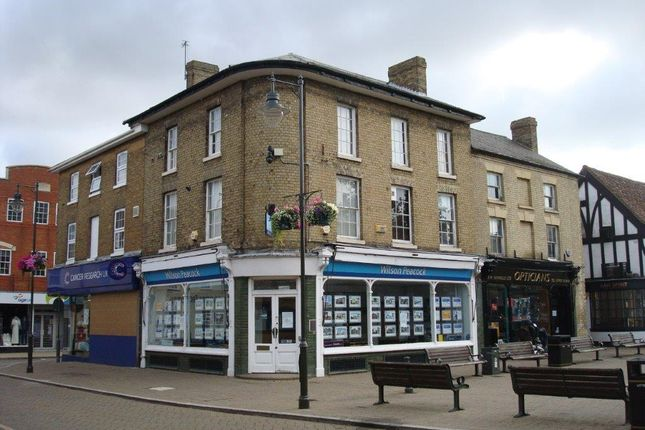 Thumbnail Retail premises to let in Market Square, Biggleswade