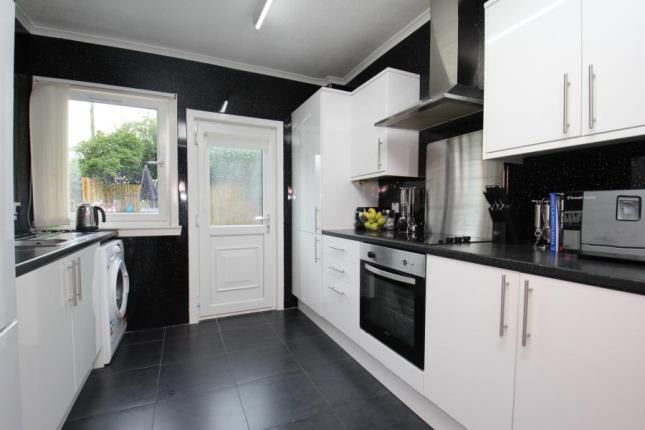 Kitchen of Zena Street, Barmulloch, Lanarkshire G33