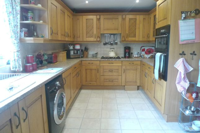 Kitchen of Charles Close, Acle NR13