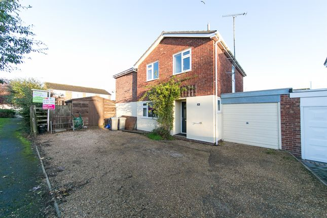 Thumbnail Link-detached house for sale in Bury Hill Close, Woodbridge