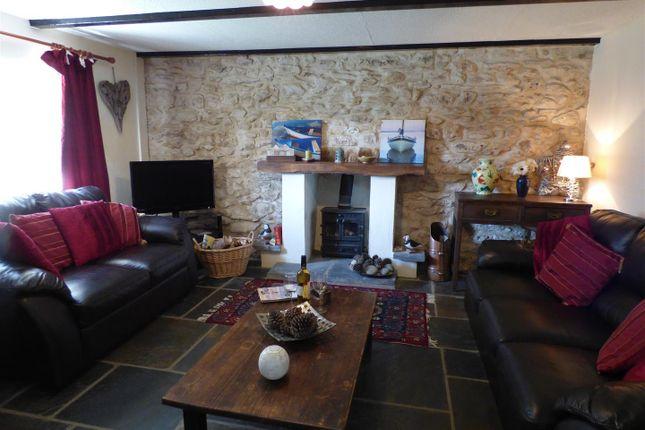 Living Room of Angle Village, Angle, Pembroke SA71