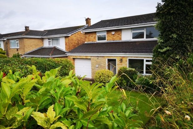 Thumbnail Detached house to rent in Troutbeck Road, Gatley
