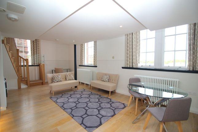 Thumbnail Flat to rent in Mcdonald Road, Broughton, Edinburgh