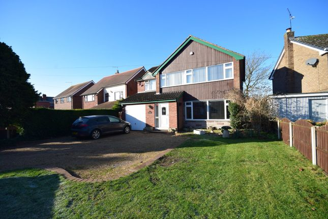Thumbnail Detached house for sale in Mill Street, Wem, Shrewsbury