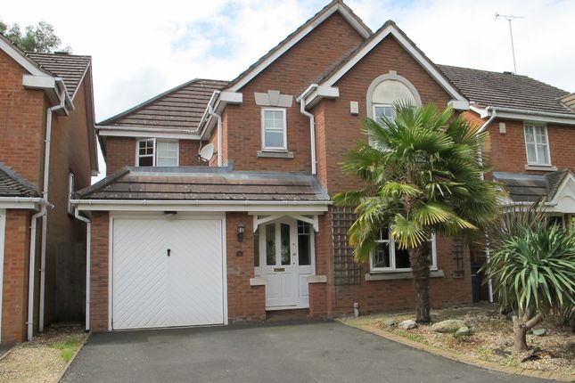 Thumbnail Detached house for sale in Birchtrees Croft, Yardley, Birmingham