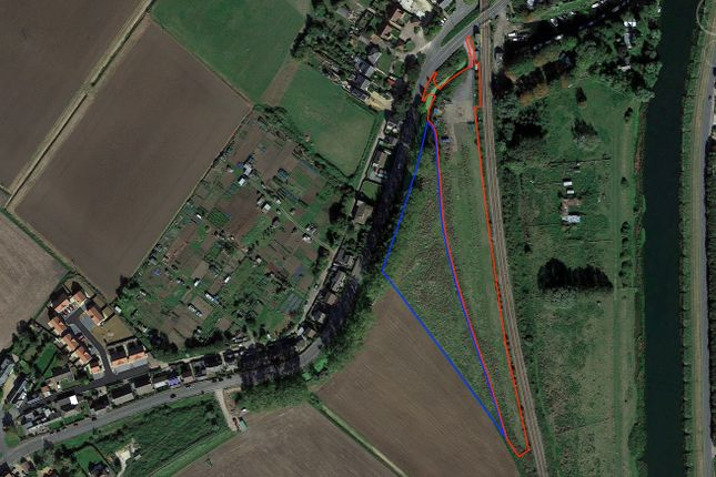 Land for sale in Station Road, Littleport, Ely, Cambs
