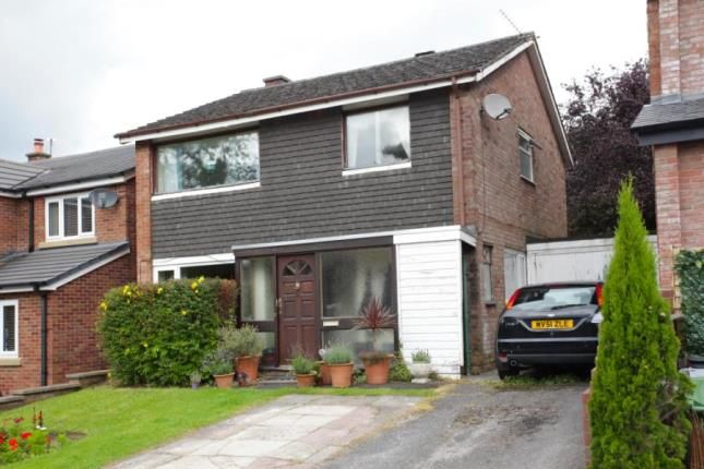Thumbnail Detached house for sale in West Bank, Alderley Edge, Cheshire
